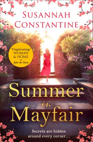 Summer in Mayfair Hardcover  by Susannah Constantine