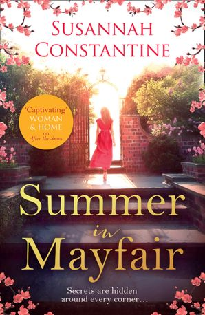 Summer in Mayfair Paperback  by Susannah Constantine