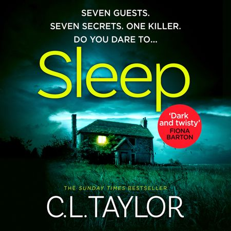 Sleep - C.L. Taylor, Read by Clare Corbett