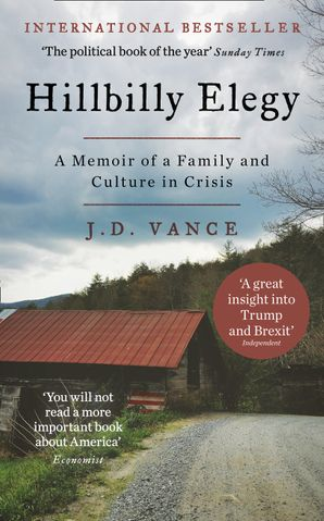 Hillbilly Elegy Hardcover  by J. D. Vance