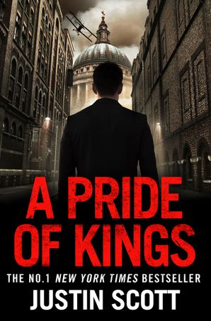 A Pride of Kings Paperback  by Justin Scott