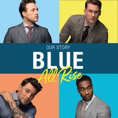 Blue: All Rise: Our Story - Antony Costa, Duncan James, Lee Ryan and Simon Webbe, With Caroline Frost, Read by Simon Webbe, Antony Costa, Duncan James and Lee Ryan