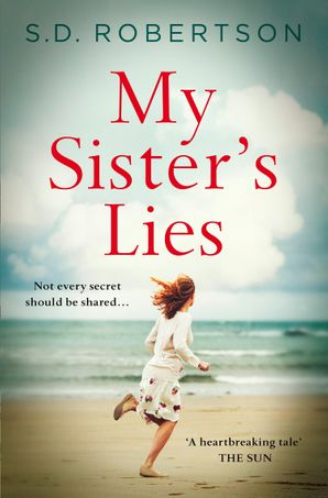 My Sister's Lies Paperback  by S.D. Robertson