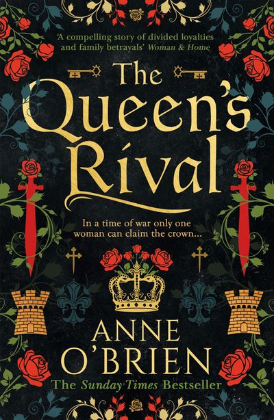 The Queen's Rival - Anne O'Brien