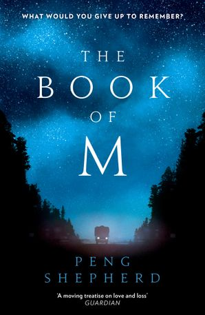 The Book of M Paperback  by Peng Shepherd