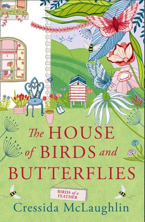 Birds of a Feather (The House of Birds and Butterflies, Book 4) eBook  by Cressida McLaughlin