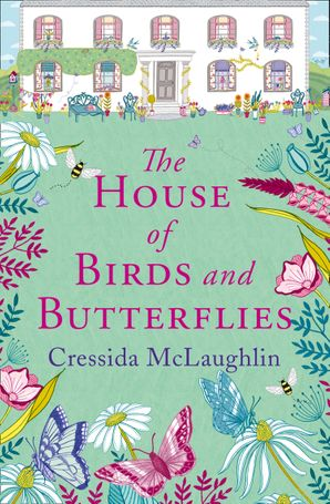 The House of Birds and Butterflies Paperback  by Cressida McLaughlin