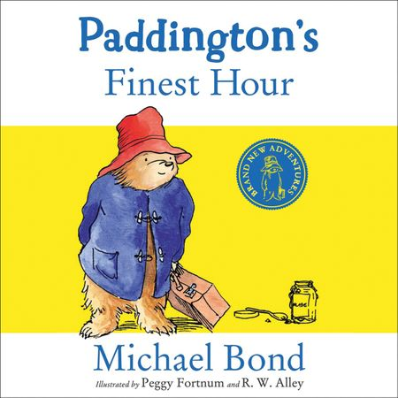 Paddington's Finest Hour - Michael Bond, Read by Stephen Fry