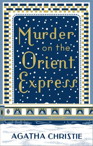 Murder on the Orient Express Hardcover Special edition by