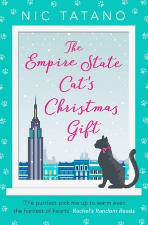 The Empire State Cat's Christmas Gift Paperback  by Nic Tatano