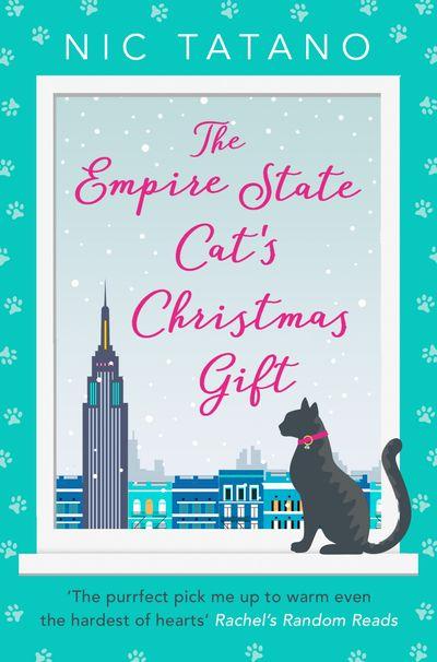 The Empire State Cat's Christmas Gift - Nic Tatano