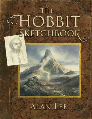 The Hobbit Sketchbook Hardcover  by 3357