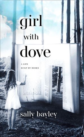 Girl With Dove Hardcover  by