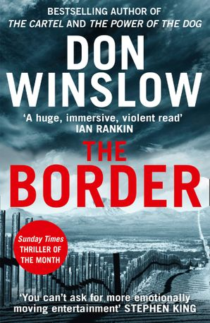 The Border Paperback  by Don Winslow