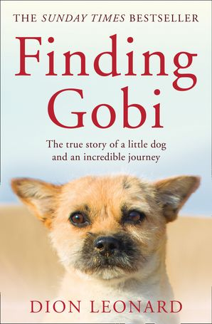 Finding Gobi (Main edition) Paperback  by Dion Leonard