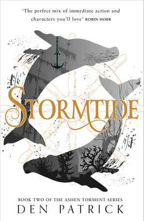 Stormtide (Ashen Torment, Book 2) Hardcover  by