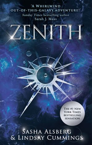 Zenith (The Androma Saga, Book 1) Paperback  by Sasha Alsberg