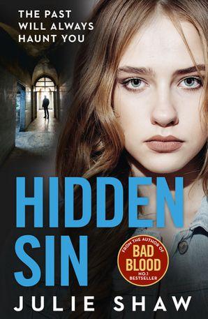 Hidden Sin Paperback  by