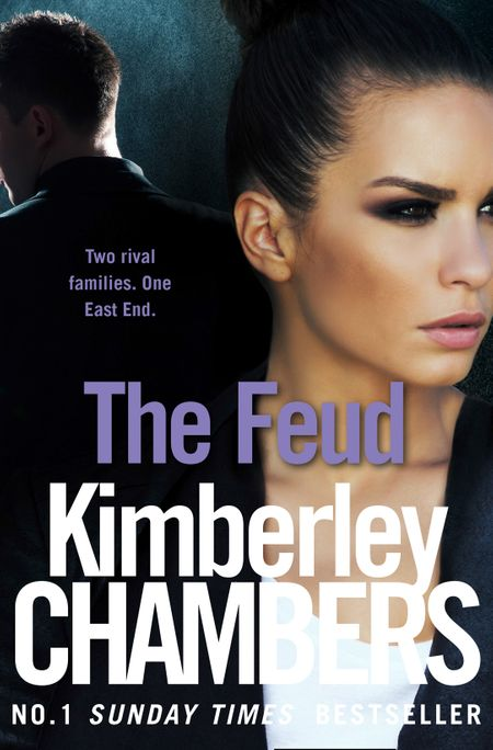 The Feud (The Mitchells and O'Haras Trilogy, Book 1) - Kimberley Chambers