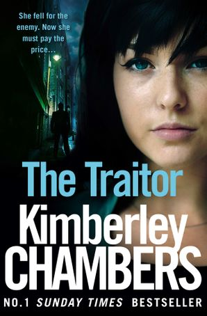 The Traitor Paperback  by Kimberley Chambers