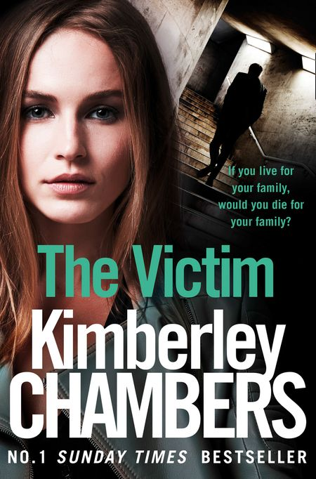 The Victim (The Mitchells and O'Haras Trilogy, Book 3) - Kimberley Chambers