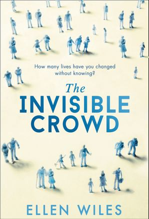 The Invisible Crowd Hardcover First edition by
