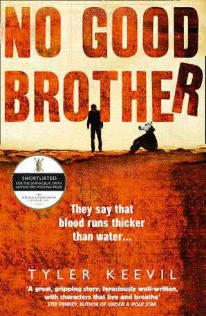 No Good Brother Paperback  by Tyler Keevil