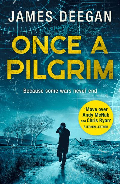 Once A Pilgrim (John Carr, Book 1) - James Deegan