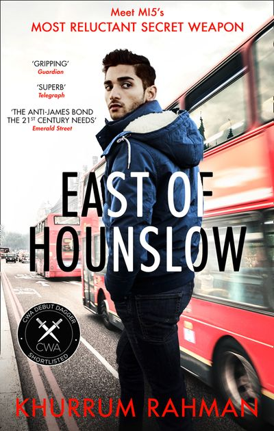 East of Hounslow (Jay Qasim, Book 1) - Khurrum Rahman