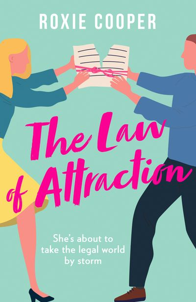 The Law of Attraction - Roxie Cooper