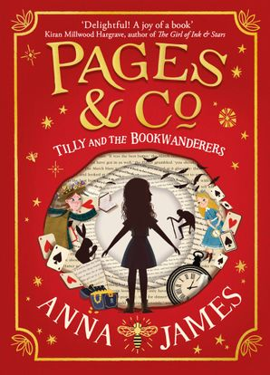 Pages & Co.: Tilly and the Bookwanderers (Pages & Co., Book 1) Hardcover  by