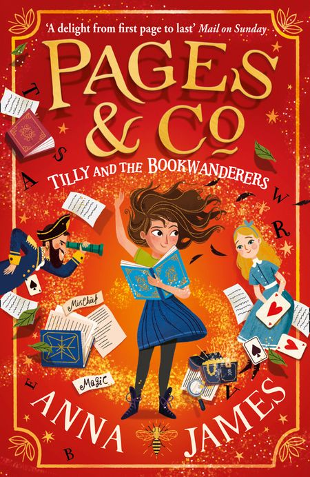 Pages & Co.: Tilly and the Bookwanderers -