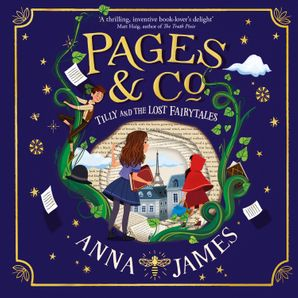 Pages & Co.: Tilly and the Lost Fairy Tales (Pages & Co., Book 2)  Unabridged edition by