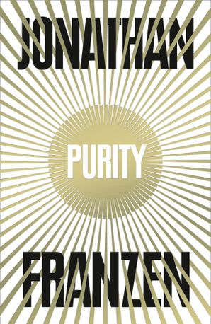 Purity Hardcover Signed edition by Jonathan Franzen