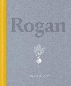 Rogan Hardcover  by Simon Rogan