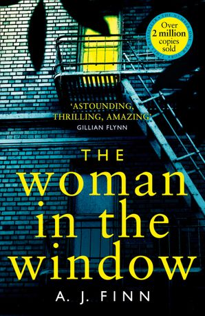 The Woman in the Window Hardcover  by