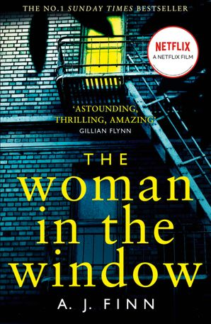 The Woman in the Window Paperback  by