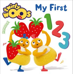 My First 123 Board book  by