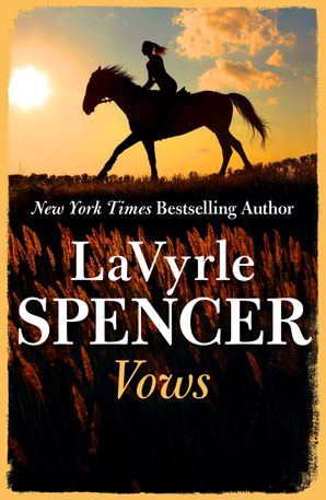 Vows Paperback  by LaVyrle Spencer