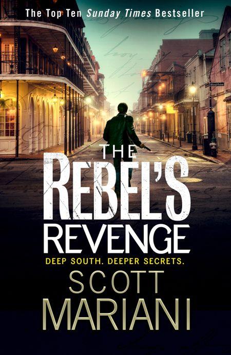 The Rebel's Revenge - Scott Mariani