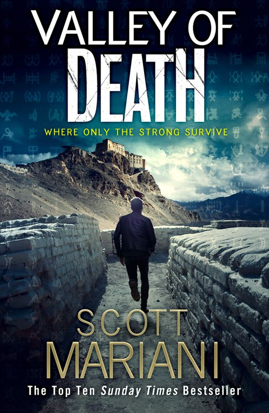 Valley of Death (Ben Hope, Book 19) - Scott Mariani