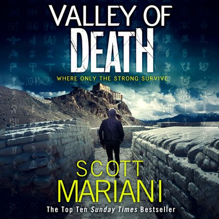 Valley of Death (Ben Hope, Book 19) - Scott Mariani, Read by Colin Mace