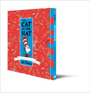 The Cat in the Hat Slipcase edition (Dr. Seuss) Hardcover 60th Birthday edition by Dr. Seuss