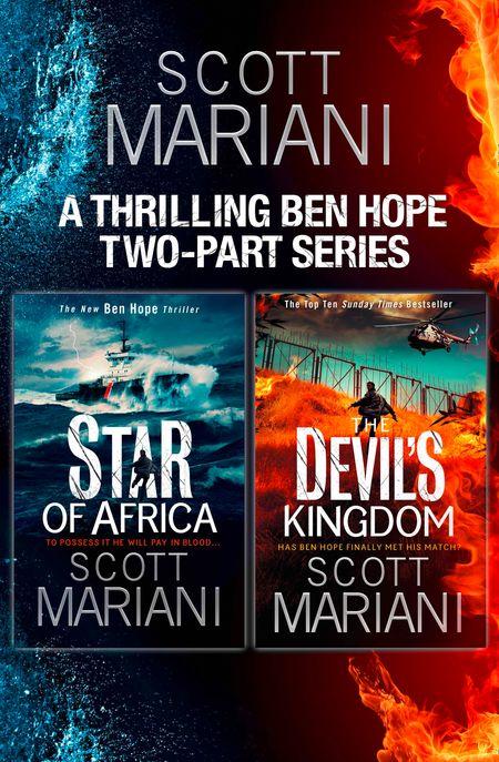 Scott Mariani 2-book Collection - Scott Mariani