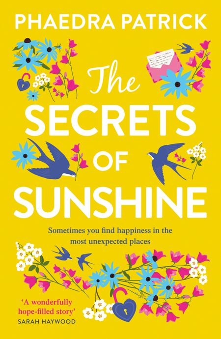 The Secrets of Sunshine - Phaedra Patrick