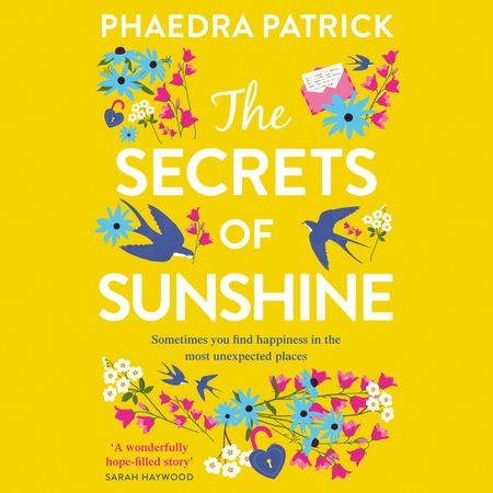 The Secrets of Sunshine - Phaedra Patrick, Read by Matthew Lloyd Davies