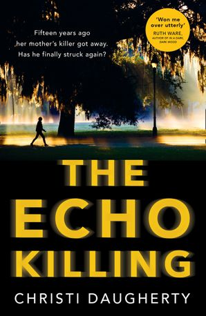 The Echo Killing (The Harper McClain series, Book 1) Paperback  by