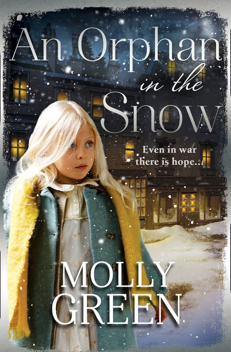 An Orphan in the Snow - Molly Green