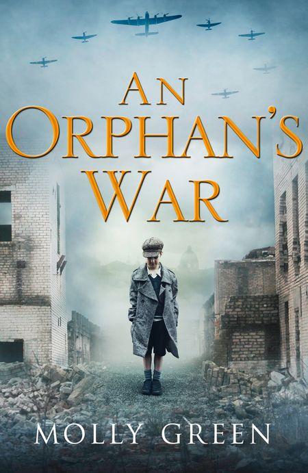 An Orphan's War - Molly Green