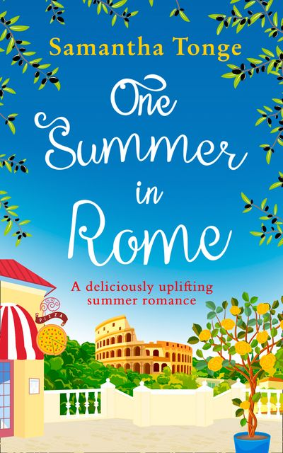 One Summer in Rome - Samantha Tonge